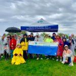 JVBC 6k run participants group photo